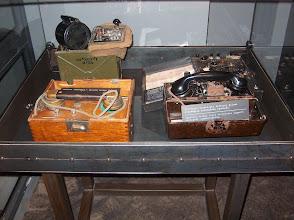 Photo: Radiostacje w Muzeum Powstania Warszawskiego w Warszawie.
