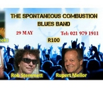 Blue Tuesday with Spontaneous Combustion Blues band : Die Boer