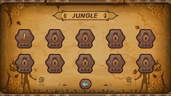 Jungle Marble Blast 2 - náhled