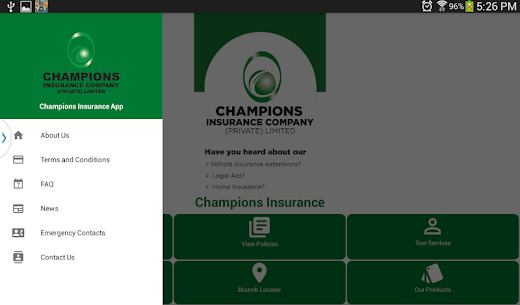 Champions Insurance Apk Latest Version Download For Android 3