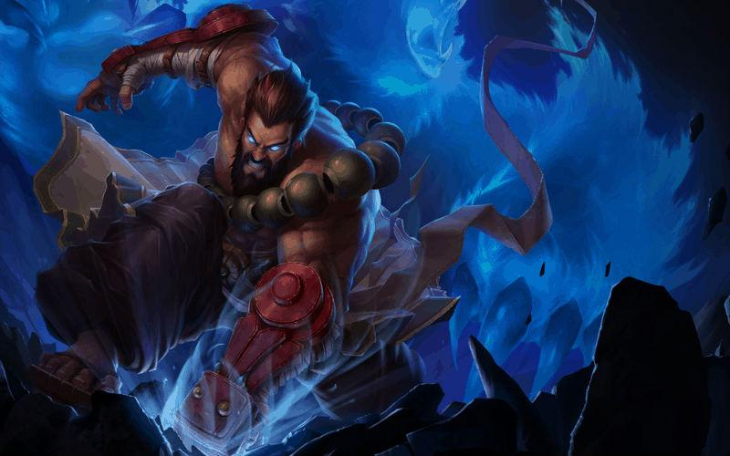 Udyr Jungle Guide for the Platinum League
