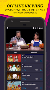 VRV: Anime, game videos & more 1 15 0 + (AdFree) APK for Android