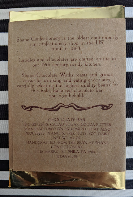 68.5% Shane Chocolate Works Bar