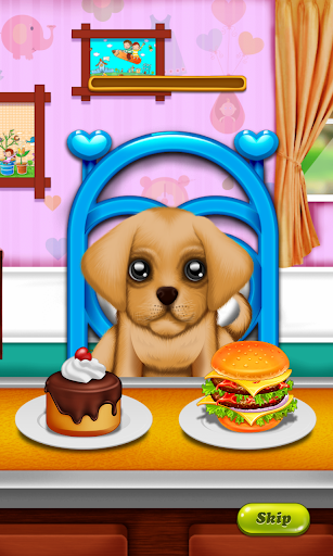 Wash and Treat Pets Kids Game - screenshot