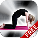 Yoga Poses and Asanas for Relief of Back Pain icon