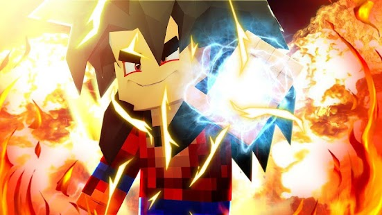 Anime Mods for MCPE - Minecraft PE ! - náhled