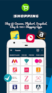 All in One Shopping, Recharge, News, Email, Social 2