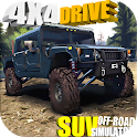 4X4 DRIVE : SUV OFF-ROAD SIMULATOR icon