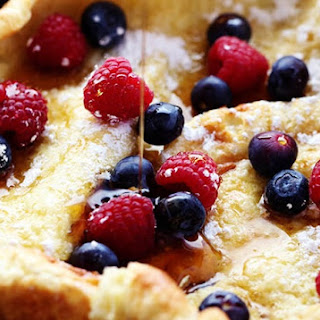 Puffy Oven Pancake Recipes
