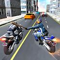 Moto Racer Stick Fight icon