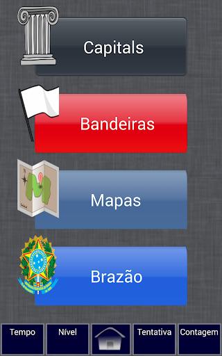 Brazil States Geography Match