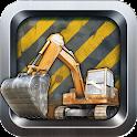 Excavator stunt 2015 icon