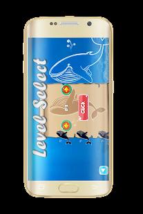 skate blue whale baleine - náhled