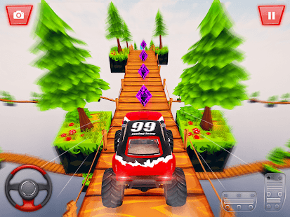 Mountain Truck Stunt 2020: Impossible Climb Master for PC-Windows 7,8,10 and Mac apk screenshot 7