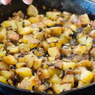 Basic Breakfast Potatoes.