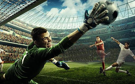Super GoalKeeper Soccer Dream League 2018  screenshots 3