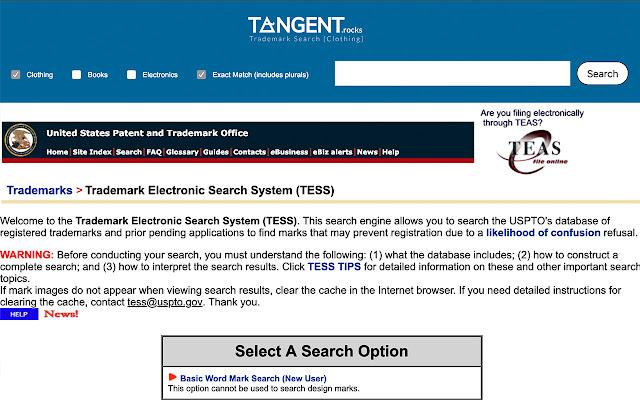 Tangent TESS