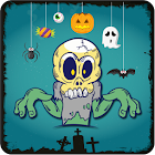 Halloween Mask & Halloween stickers icon