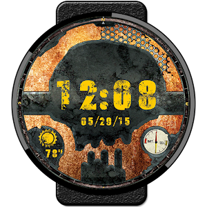 download Madfury Watch Face Pro apk