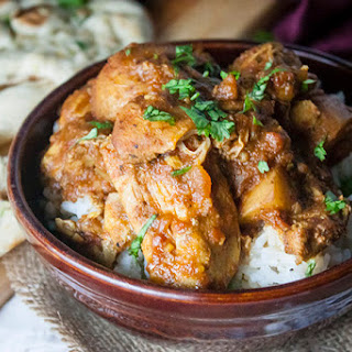 Crock Pot Indian Chicken Curry Recipes.