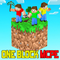 One Block Skyblock for Minecraft PE icon
