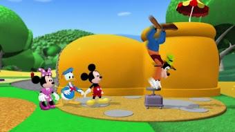 L'exposition de Mickey
