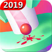Helix Ball- Jump 2019 icon