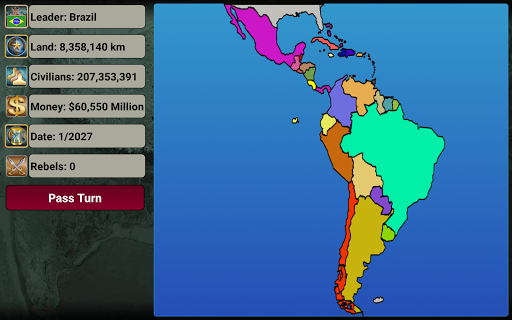 Latin America Empire 2027 LAE_1.1.4 screenshots 18