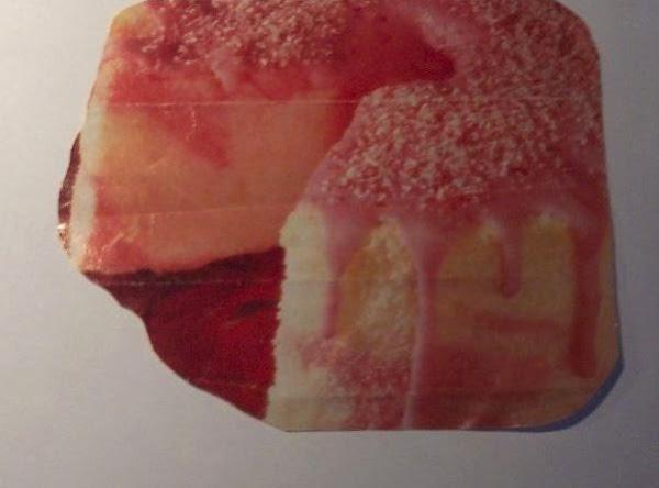 Peppermint Marble Angel Food Cake Recipe