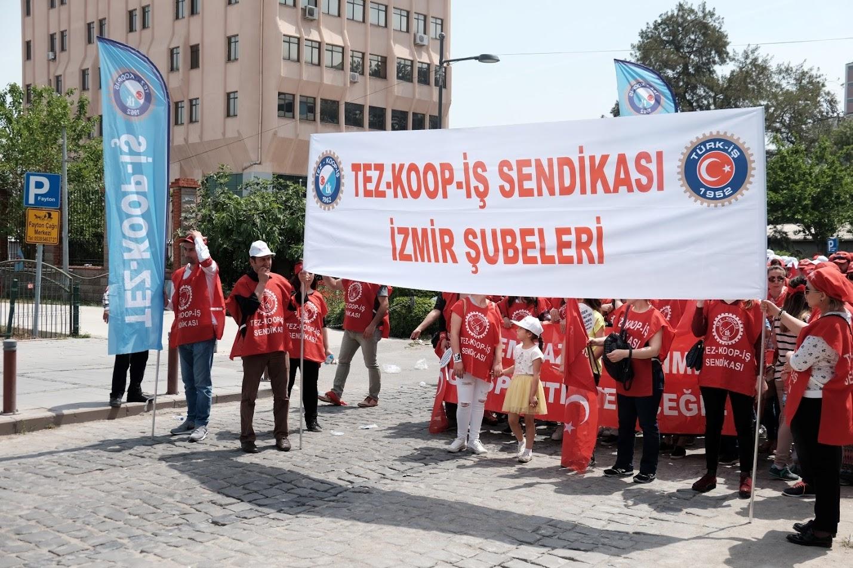 İzmir Şubeler