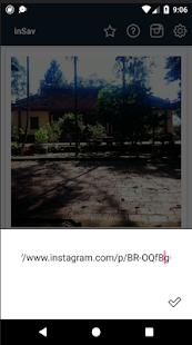 Save original photos, videos for instagram - náhled