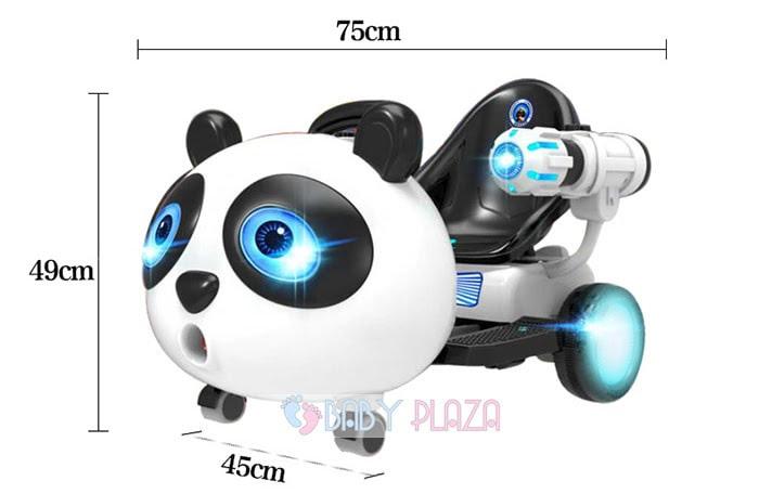 Xe điện trẻ em Panda F2016 8