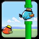 Dual Floppy Birds