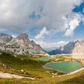 Dolomites by Sabina Kos - Landscapes Mountains & Hills (  )