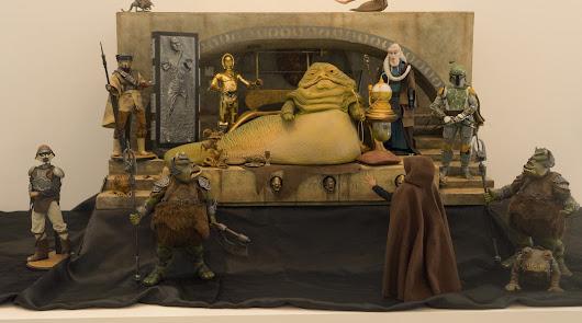 'Star Wars' aterriza en el Museo de Almería
