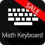 Math Input Keyboard 1.2.3 (Paid)
