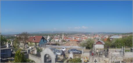 Photo: Str. Nicolae Vlăduţiuv  vedere panorama  - 2016.09.08