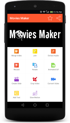 Movie Maker & Video Editor - screenshot