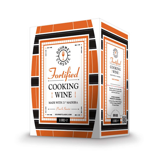 Fortified Cooking Wines