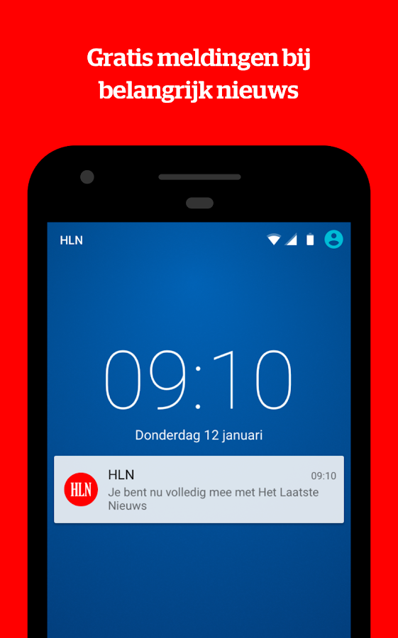 HLN.be: screenshot