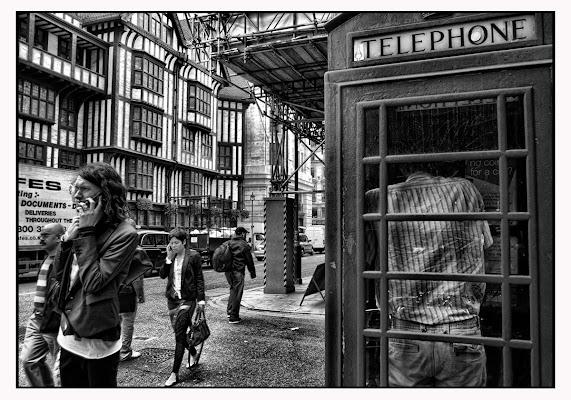 Telefonare: ieri o oggi di Pierluigi Terzoli