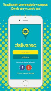 Delivereo - náhled