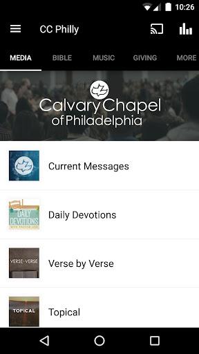 Calvary Chapel of Philadelphia  screenshots 1