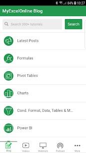 MyExcelOnline – Free Microsoft Excel Tutorials 1