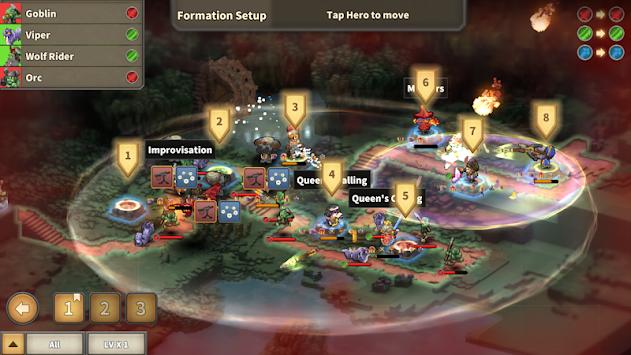 Tap Defenders apk screenshot