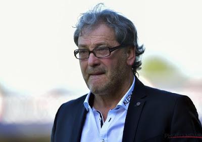 Jacky Mathijssen doute du Club de Bruges