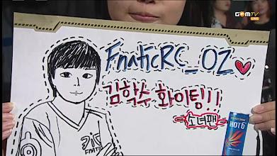 Photo: FnaticRC_OZ 김학수!