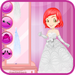 Strawberry Princess dress up Icon