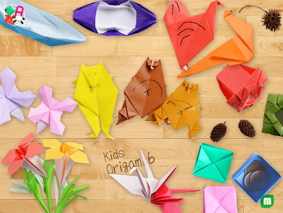 Kids Origami 6 Free- screenshot thumbnail