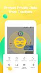 screenshot of Nox Browser - Fast & Safe Web Browser, Privacy